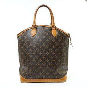Auth Louis Vuitton Lockit Vertical Hand #7294L33